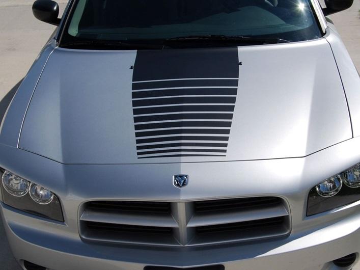 06-10-Dodge-Charger-Hood-Stripe