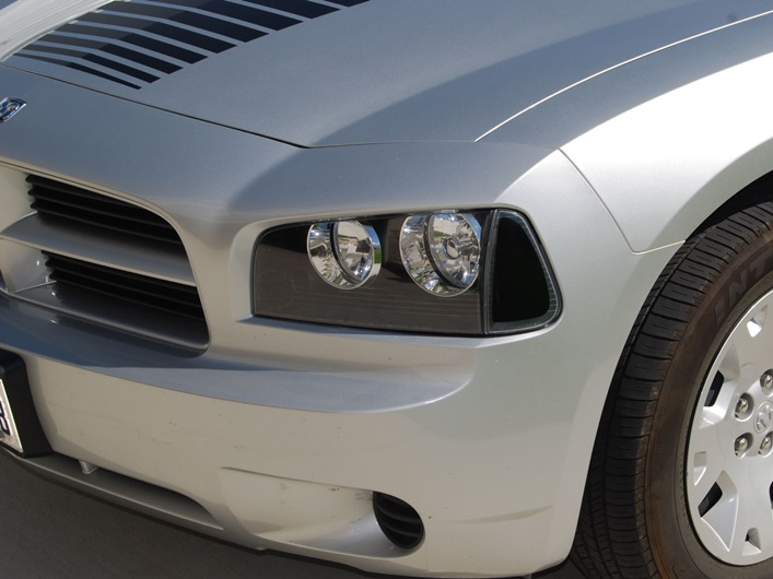 Charger-Headlight-Reflector-Decals