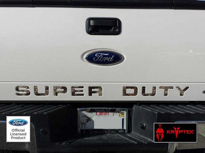Super-Duty-Kryptek-Tailgate-Letters