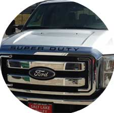 Super Duty Ford