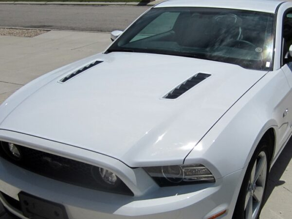 2013 2014 Mustang Gt Hood Vent Decals Rocky Mountain