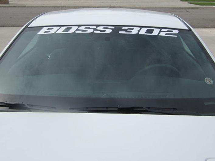 Boss-302-Windshield-Banner