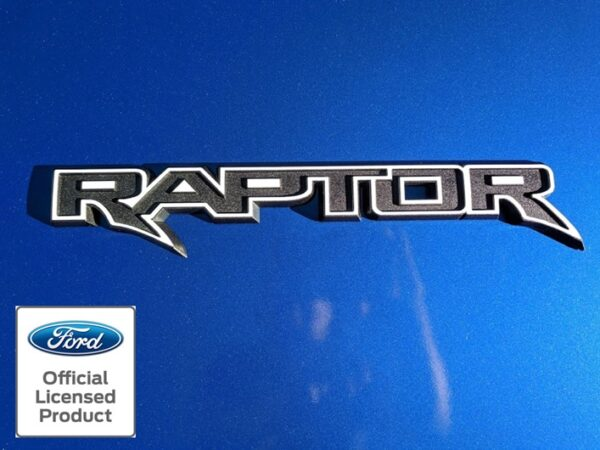 2017 Raptor For Sale >> 2017+ Ford Raptor Tailgate Emblem OVERLAY - Rocky Mountain ...