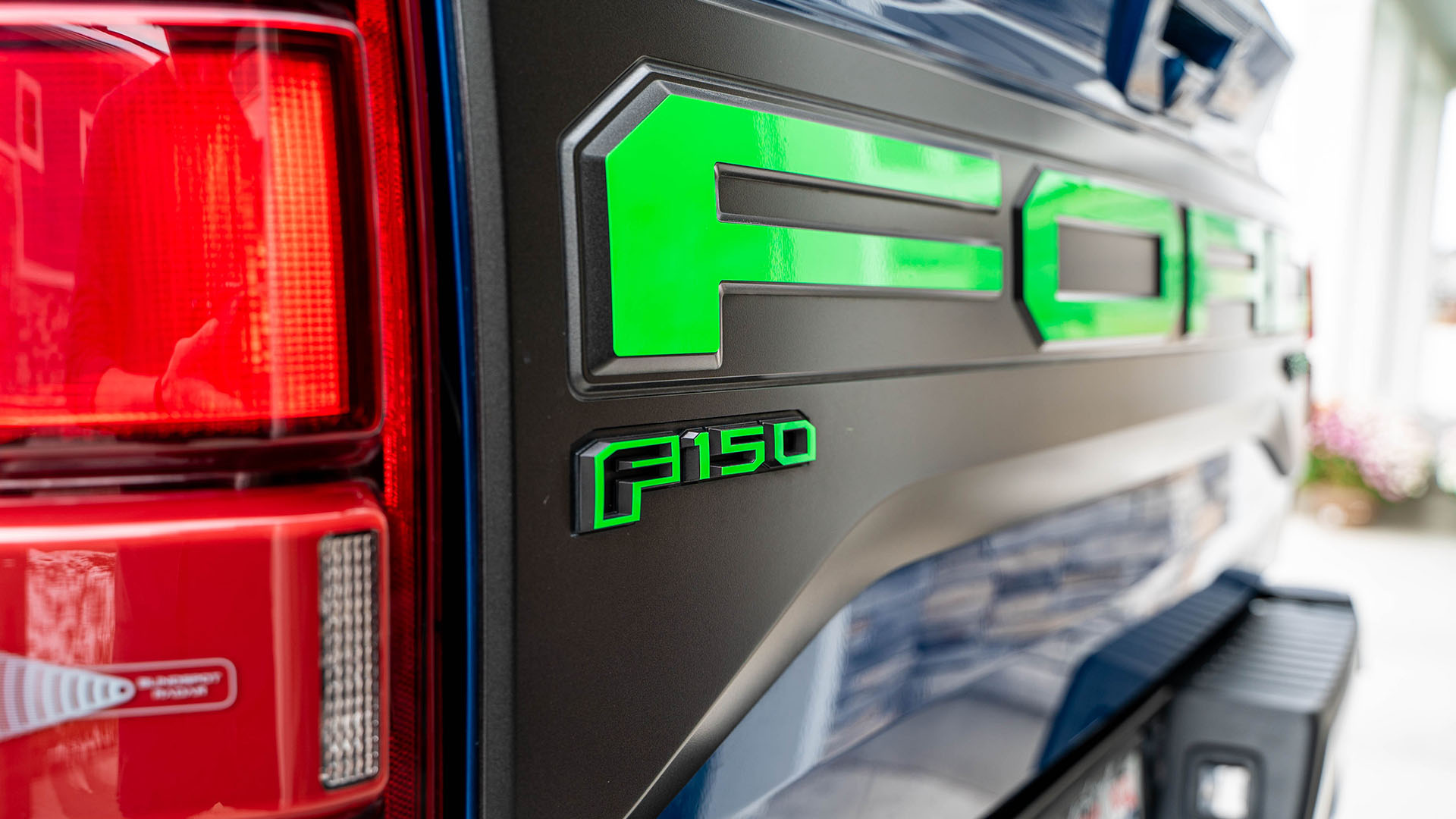 Ford® Raptor Gen 2 Decals